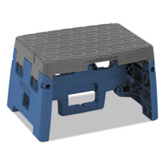 CSC 11903BGR1E Cosco One-Step Folding Step Stool CSC11903BGR1E