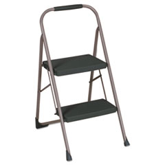 CSC 11308PBL1E Cosco Two-Step Big Step Folding Step Stool CSC11308PBL1E