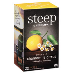 BTC 17707 Bigelow steep Tea BTC17707