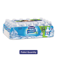 NLE 12128772P Nestle Waters Pure Life Purified Water NLE12128772P