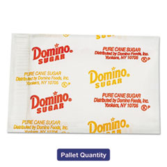 DMN 845354PLT Domino Sugar Portion Packets DMN845354PLT