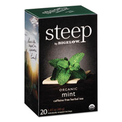 BTC 17709 Bigelow steep Tea BTC17709