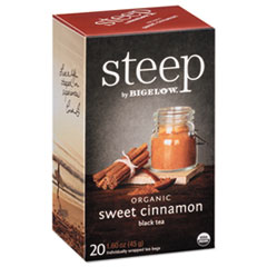 BTC 17712 Bigelow steep Tea BTC17712