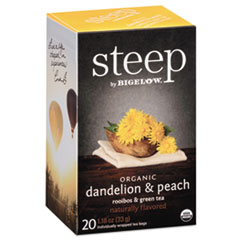 BTC 17715 Bigelow steep Tea BTC17715