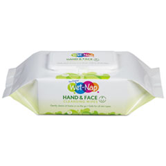 NIC M970SHPK Wet-Nap Hands and Face Cleansing Wipes NICM970SHPK