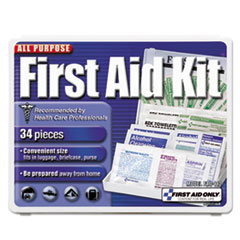 FAO 112 First Aid Only All-Purpose Kit FAO112