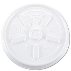 DCC 10JL Dart Vented Plastic Hot Cup Lids DCC10JL