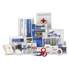 FAO 90615 First Aid Only 25 Person ANSI A+ First Aid Kit Refill FAO90615