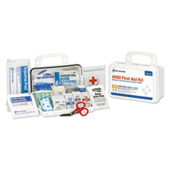 FAO 90754 First Aid Only ANSI Class A 10 Person Bulk First Aid Kit FAO90754