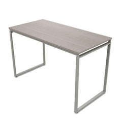 LIT SV750ASH Linea Italia Seven Series Rectangle Desk LITSV750ASH