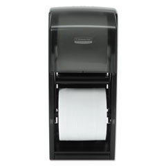 KCC 09021 Kimberly-Clark Professional* Coreless Double Roll Bath Tissue Dispenser KCC09021