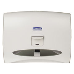KCC 09505 Kimberly-Clark Professional* Personal Seats Toilet Seat Cover Dispenser KCC09505