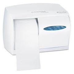 KCC 09605 Kimberly-Clark Professional* Coreless  Double Roll Tissue Dispenser KCC09605