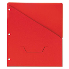 UNV 61683 Universal Slash-Cut Pockets for Three-Ring Binders UNV61683