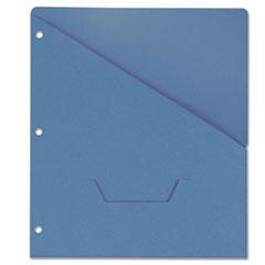 UNV 61681 Universal Slash-Cut Pockets for Three-Ring Binders UNV61681