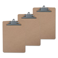 UNV 40304VP Universal Hardboard Clipboard UNV40304VP