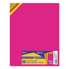 GEO 23500 Royal Brites Premium Coated Poster Board GEO23500