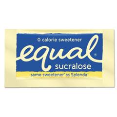 EQL 90084 Equal Zero Calorie Sweetener EQL90084