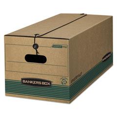 FEL 00774 Bankers Box STOR/FILE Medium-Duty Strength Storage Boxes FEL00774