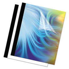 FEL 5256801 Fellowes Thermal Binding System Presentation Covers FEL5256801