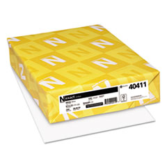 Exact Index Card Stock, 110lb, 94 Bright, 8 1/2 x 11, White, 250 Sheets