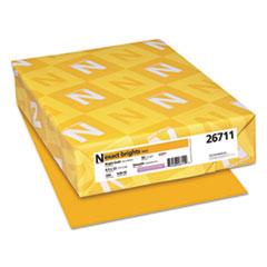 WAU 26711 Neenah Paper Exact Brights Paper WAU26711