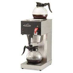 OGF CPDC128AF Coffee Pro Two-Burner Institutional Coffee Maker OGFCPDC128AF