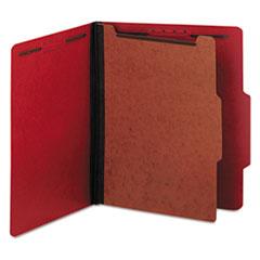 UNV 10203 Universal Bright Colored Pressboard Classification Folders UNV10203