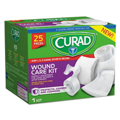 MII CUR1625 Curad Wound Care Kit MIICUR1625