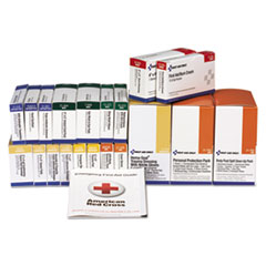 FAO 90783 First Aid Only 36 Unit ANSI Class A+ with BBP Refill FAO90783