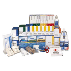 FAO 90625 First Aid Only 4 Shelf ANSI Class B+ Refill with Medications FAO90625