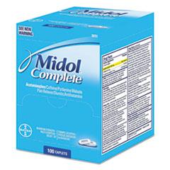 FAO 90751 Midol Complete Menstrual Caplets FAO90751