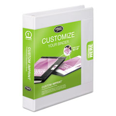 WLJ 46101 Wilson Jones Custom Imprint Presentation Binder WLJ46101