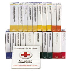FAO 90611 First Aid Only 24 Unit ANSI Class A+ Refill FAO90611