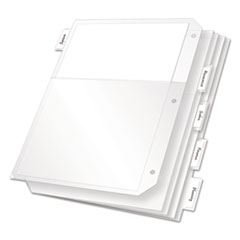 CRD 84010 Cardinal Poly Ring Binder Pockets CRD84010