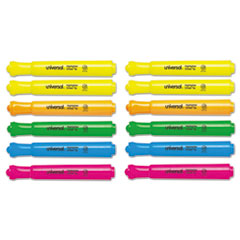 UNV 08867 Universal Desk Highlighters UNV08867