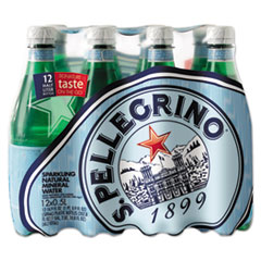 NLE 73445 San Pellegrino Sparkling Natural Mineral Water NLE73445