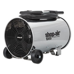 SHO 103300 Shop-Air Stainless Steel Portable Blower SHO103300