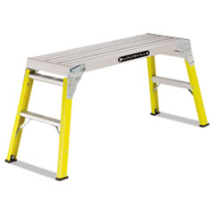 DAD L304203 Louisville Fiberglass Mini Working Platform Step Stool DADL304203