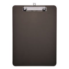 UNV 40311 Universal Plastic Clipboard with Low Profile Clip UNV40311