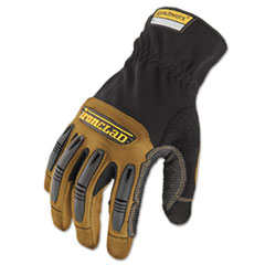 IRN RWG203M Ironclad Ranchworx Leather Gloves IRNRWG203M