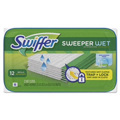 PGC 95531PK Swiffer Wet Refill Cloths PGC95531PK