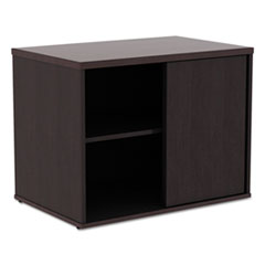 ALE LS593020ES Alera Open Office Desk Series Low Storage Cabinet Credenza ALELS593020ES