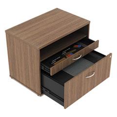 ALE LS583020WA Alera Open Office Desk Series Low File Cabinet Credenza ALELS583020WA