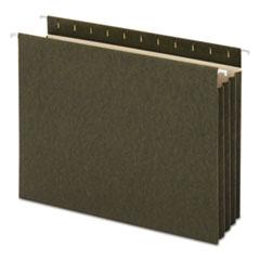 UNV 14160 Universal Hanging Box Bottom File Pockets UNV14160