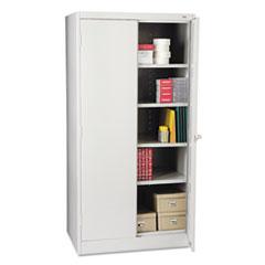 "TNN 1480LGY Tennsco 72"" High Standard Cabinet TNN1480LGY"