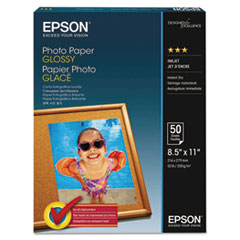 EPS S041271 Epson Glossy Photo Paper EPSS041271