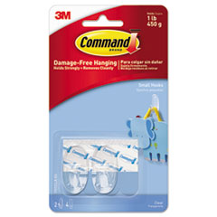 MMM 17092CLRES Command Clear Hooks and Strips MMM17092CLRES