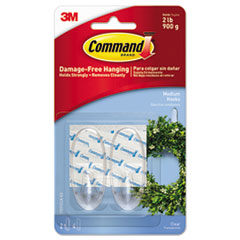 MMM 17091CLRES Command Clear Hooks and Strips MMM17091CLRES