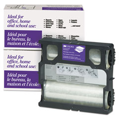 Glossy Refill Rolls for Heat-Free Laminating Machines,100 ft.